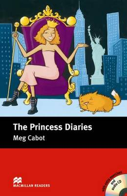 The Princess Diaries - With Audio CD (Board book)