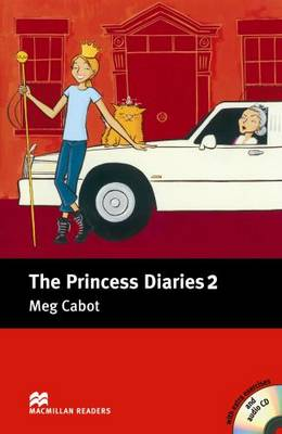The Princess Diaries 2 - With Audio CD (Board book)