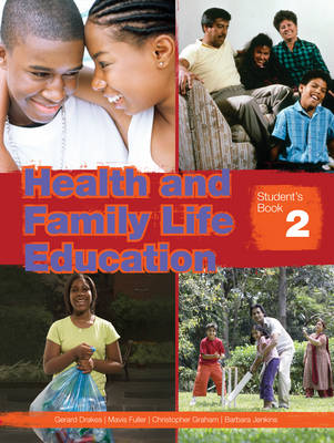 Health & Family Life Education Grade 8 Student's Book (Paperback)