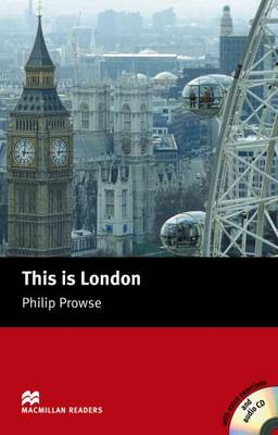 This Is London - With Audio CD (Board book)
