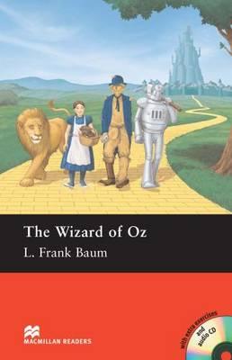 The The Wizard of Oz: The Wizard of Oz - Book and Audio CD Pre-intermediate (Board book)