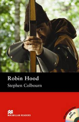 Robin Hood: Robin Hood - Book and Audio CD Pack - Pre Intermediate Pre-intermediate (Board book)