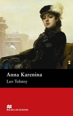 Anna Karenina - Upper Intermediate Reader (Board book)