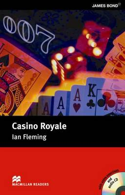 Casino Royale: Casino Royale - Book and Audio CD Pack - Pre Intermediate Pre-intermediate (Board book)