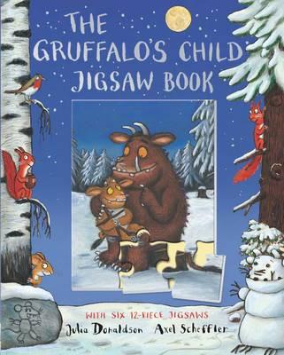 The Gruffalo's Child Jigsaw Book (Board book)