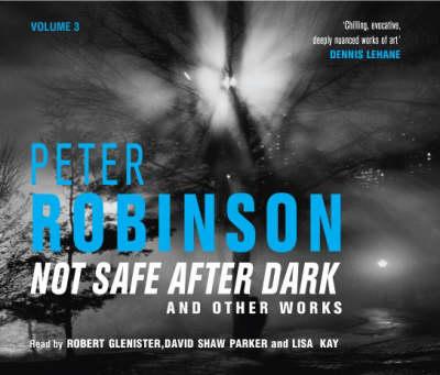 Not Safe After Dark: v. 3 (CD-Audio)