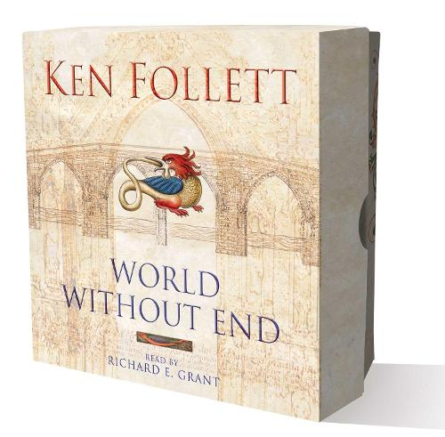 World Without End - The Kingsbridge Novels (CD-Audio)