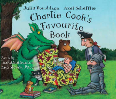 Charlie Cook's Favourite Book (CD-Audio)