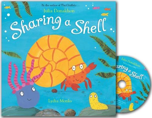 Sharing a Shell Book and CD Pack
