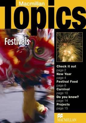 Macmillan Topics Festivals Elementary Reader (Paperback)