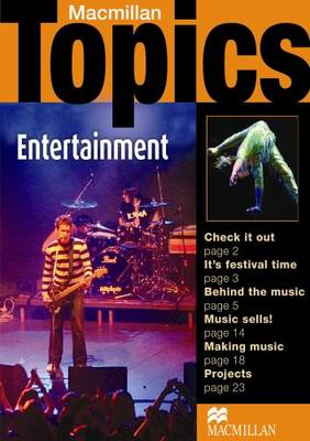 Macmillan Topics Entertainment Pre Intermediate Reader (Paperback)