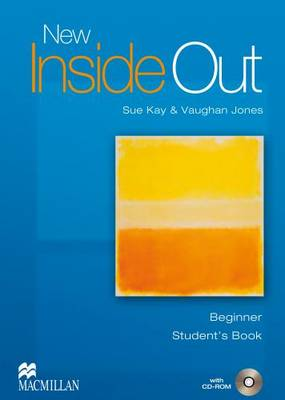New Inside Out: Beginner: Student's Book with CD ROM Pack - Inside Out S.