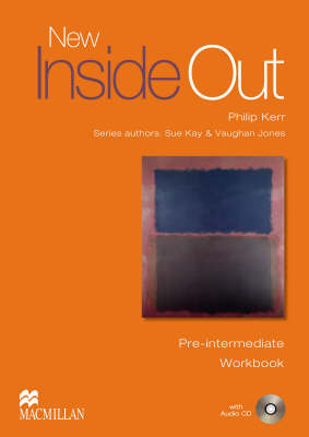 New Inside Out Pre-Intermediate Workbook Pack without Key