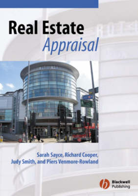 Real Estate Appraisal: From Value to Worth (Paperback)