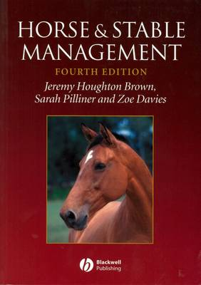 Horse and Stable Management (Paperback)