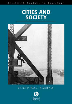 Cities and Society - Blackwell Readers in Sociology (Paperback)