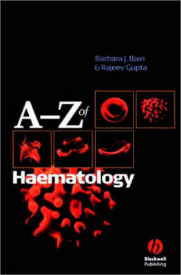 A - Z of Haematology (Paperback)