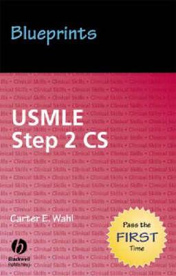 Blueprints USMLE Step 2 CS - Blueprints (Paperback)