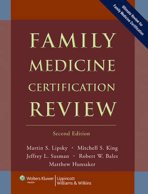 Family Medicine Certification Review (Paperback)