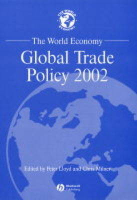 The World Economy: Global Trade Policy 2002 - World Economy Special Issues (Paperback)