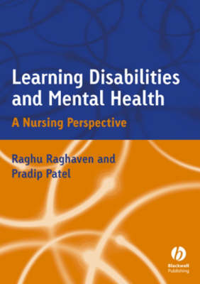 Learning Disabilities and Mental Health: A Nursing Perspective (Paperback)