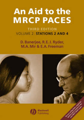 An Aid to the MRCP PACES: Stations 2 and 4 v. 2 (Paperback)