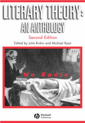 Literary Theory: An Anthology - Blackwell Anthologies (Paperback)