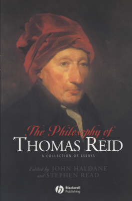 The Philosophy of Thomas Reid: A Collection of Essays - Philosophical Quarterly Special Issues (Paperback)