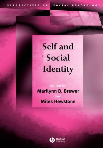 Self and Social Identity - Perspectives on Social Psychology (Paperback)