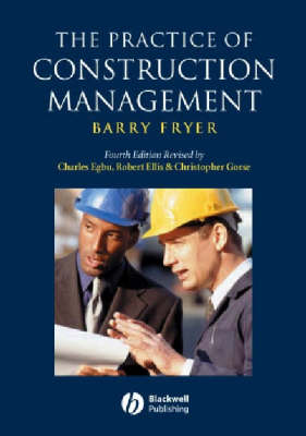 The Practise of Construction Management (Paperback)