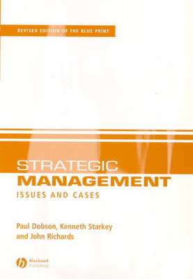 The Strategic Management: Issues and Cases (Paperback)