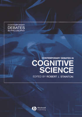 Contemporary Debates in Cognitive Science - Contemporary Debates in Philosophy (Hardback)