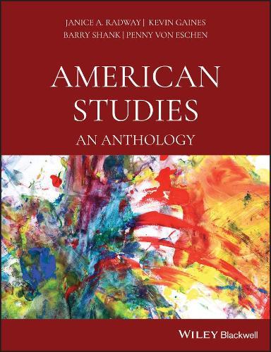 American Studies: An Anthology (Paperback)