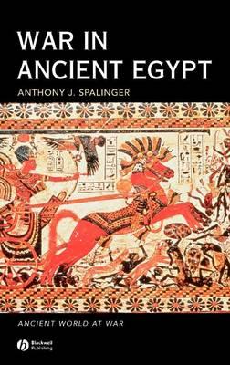 War in Ancient Egypt (Hardback)