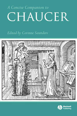 A Concise Companion to Chaucer - Concise Companions to Literature and Culture (Paperback)