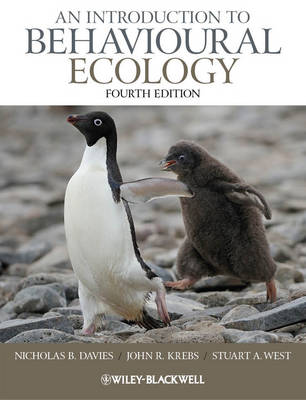 An Introduction to Behavioural Ecology (Paperback)