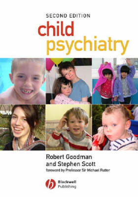 Child Psychiatry (Paperback)