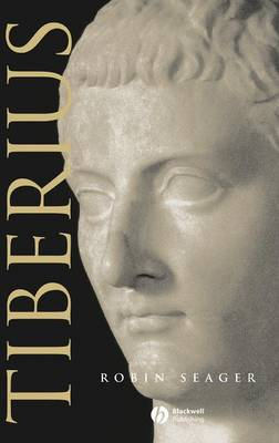 Tiberius - Blackwell Ancient Lives (Hardback)