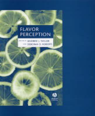 Flavor Perception (Hardback)