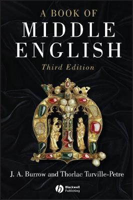 A Book of Middle English (Paperback)