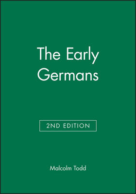 The Early Germans - The Peoples of Europe (Paperback)