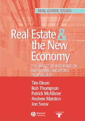Real Estate and the New Economy: The Impact of Information and Communications Technology - Real Estate Issues (Paperback)