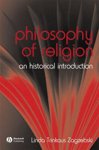 The Philosophy of Religion: An Historical Introduction - Fundamentals of Philosophy (Paperback)