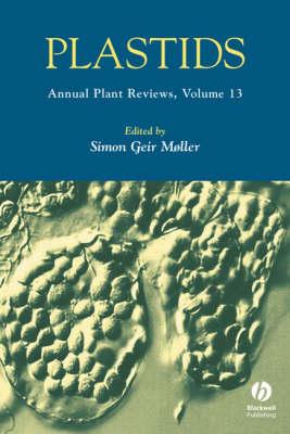 Annual Plant Reviews: Plastids - Annual Plant Reviews (Hardback)