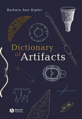 Dictionary of Artifacts (Hardback)