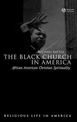 The Black Church in America: African American Christian Spirtuality - Religious Life in America (Hardback)