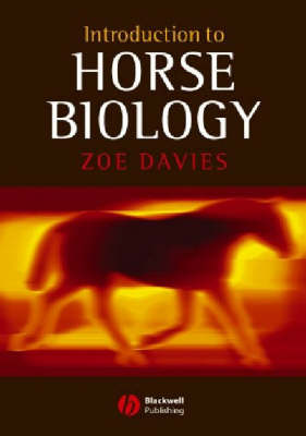 Introduction to Horse Biology (Paperback)