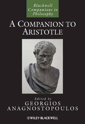 A Companion to Aristotle - Blackwell Companions to Philosophy (Hardback)