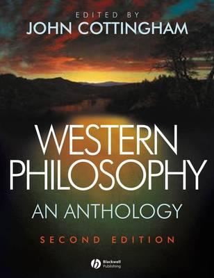 Western Philosophy: An Anthology - Blackwell Philosophy Anthologies (Paperback)