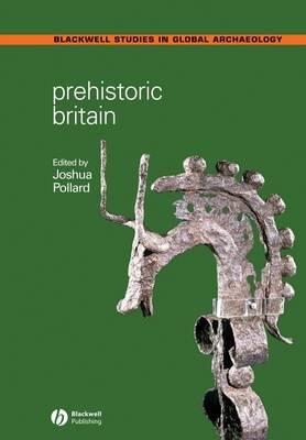 Prehistoric Britain - Wiley Blackwell Studies in Global Archaeology (Hardback)
